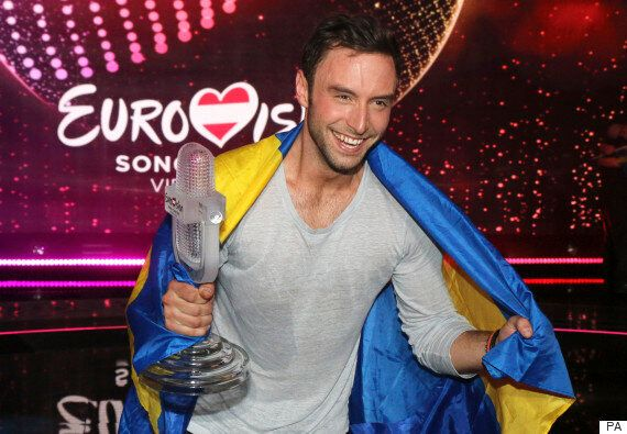 Eurovision Song Contest: 'You Decide' Event To Be Joined By Past Winners Mans Zelmerlow And