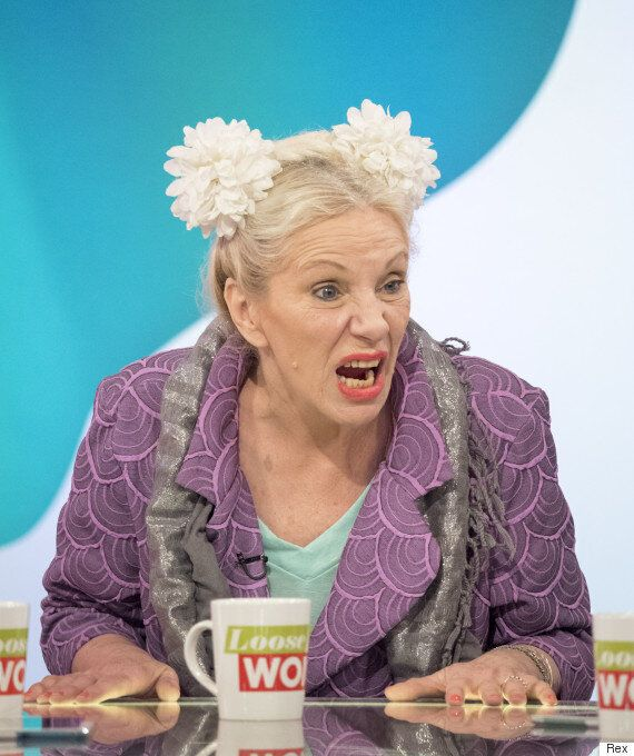 Celebrity Big Brother's Angie Bowie Shuts Down Jane Moore During Awkward 'Loose Women' Interview