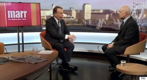 Iain Duncan Smith's Andrew Marr Interview: Slams George Osborne's Welfare Cap, Deficit Plan And Tory...