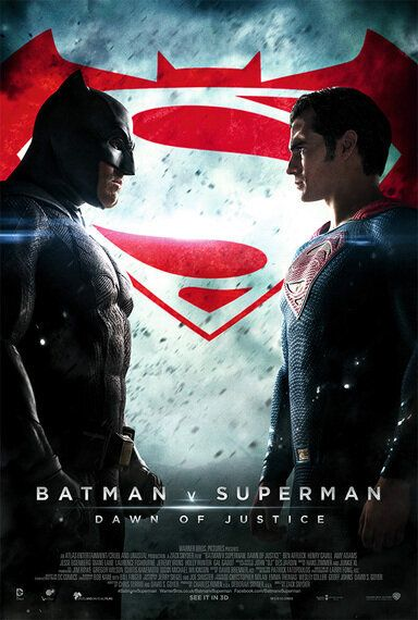 Film Reviews: The Club - Batman v Superman:Dawn of Justice - Disorder -