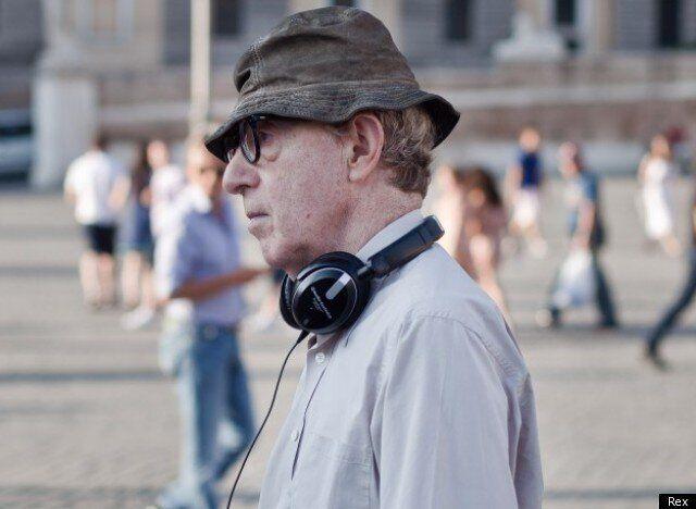 Woody Allen Films 'The Bop Decameron' In Beautiful Roman