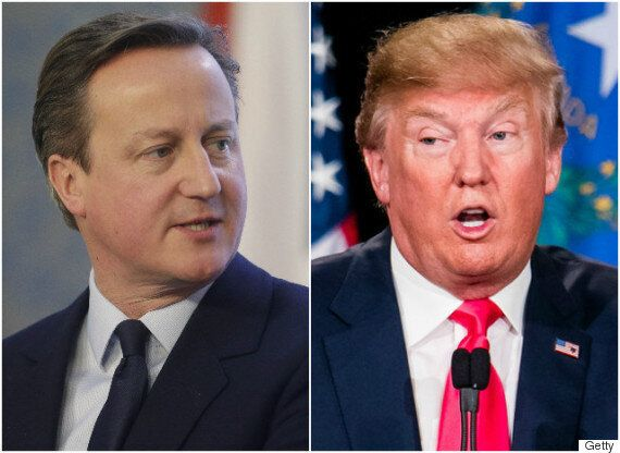 David Cameron Lambasts Donald Trump For Making 'Fundamental Mistake' Of Blaming All Muslims For
