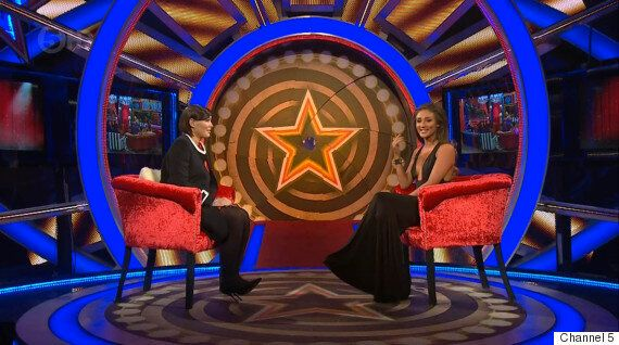 'Celebrity Big Brother': Megan McKenna Is Evicted, As Gemma Collins Wins Immunity From Next Public