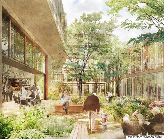 Radical Elderly People's Housing Coming To London With An Anti-Loneliness Mission At Its