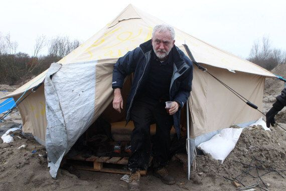 Jeremy Corbyn Describes Conditions At Refugee Camp As A