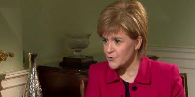 Nicola Sturgeon Denies She Has 'Machiavellian' Wish For Brexit In Order To Engineer Scottish