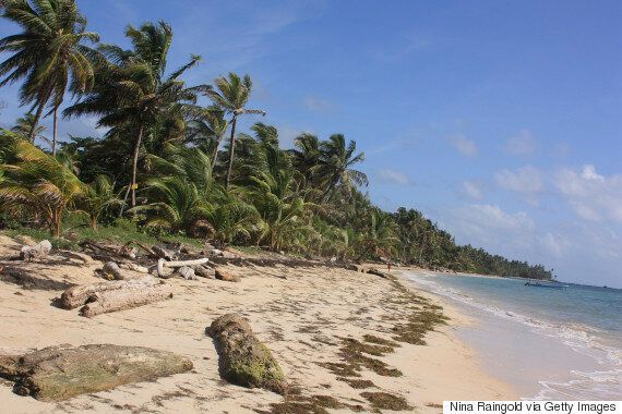 Two Britons 'Rescued As 13 Drown When Caribbean Tourist Boat