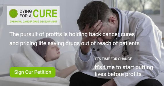 £99 Cancer Drug Being Sold For