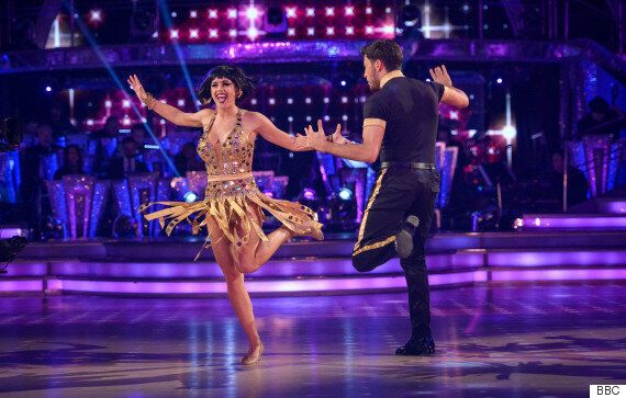 'Strictly Come Dancing' 2015: Georgia May Foote Tops Leaderboard With Dazzling Charleston Routine