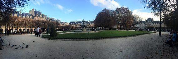 A Parisian Autumn of