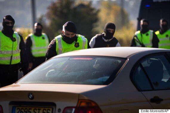 Paris Attacks: French Authorities Launch Manhunt For Salah