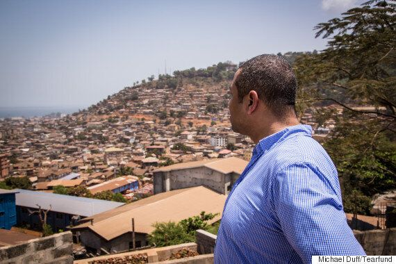 Ebola and Civil War Has Left Sierra Leone Bruised - But Far From