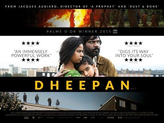 Film Review: Dheepan - The Man Who Knew Infinity - The Absent One - Couple in a