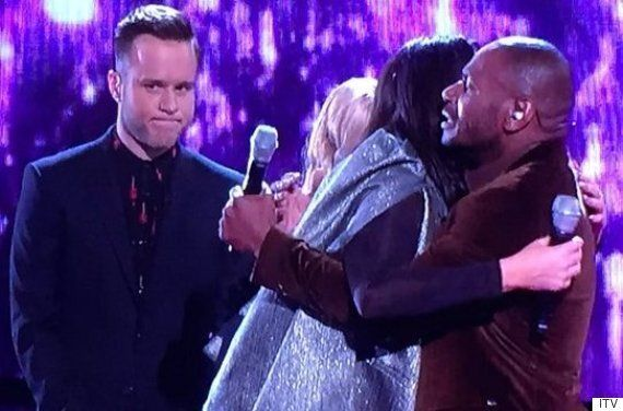 'X Factor' 2015: Steve Brookstein Sparks Outrage After Making HIV Joke About Olly Murs' Live Results...