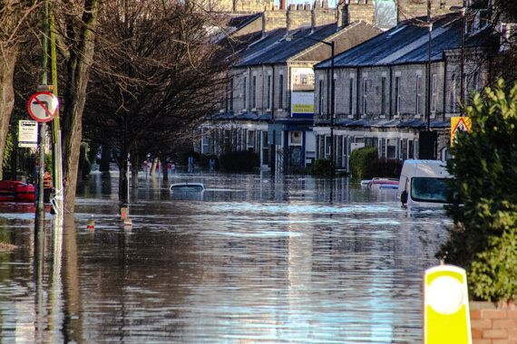 UK Floods: Who's To