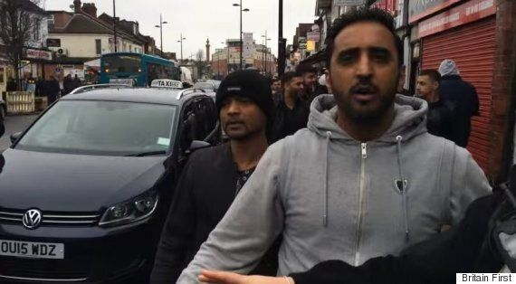 Britain First's Bury Park 'Christian Patrol' In Luton Condemned As 'Intimidating' And 'Inflaming