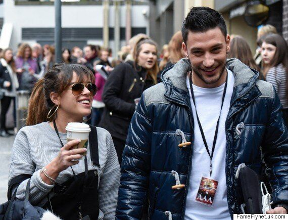 Georgia May Foote And Giovanni Pernice Deny Engagement, After She's Spotted Wearing Ring During 'Strictly...