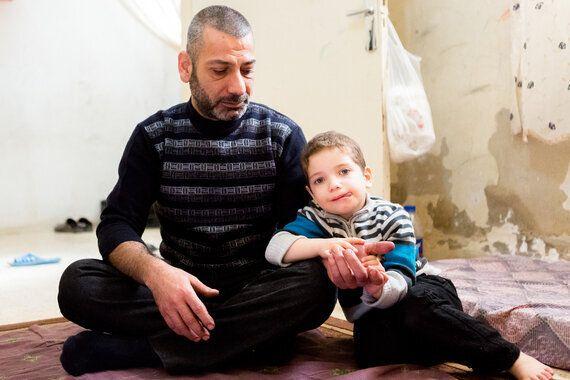 Heartbreak for Syrian Refugee Family Awaiting a