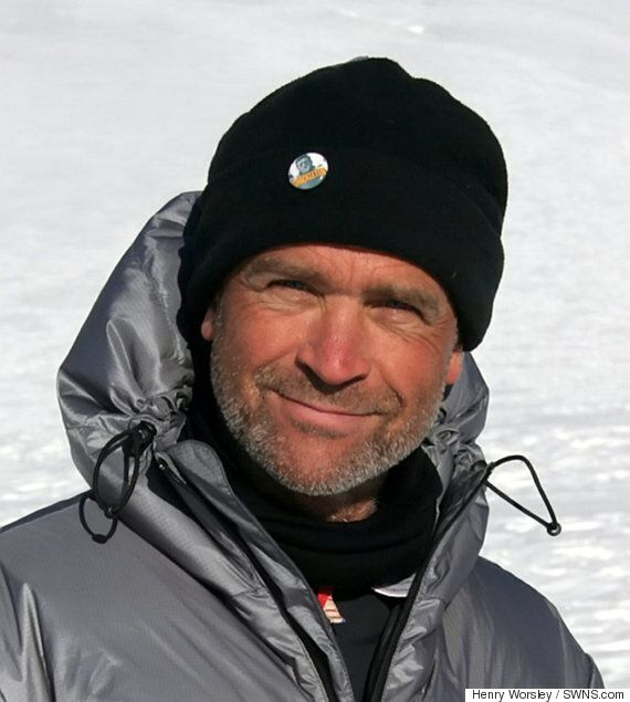 Henry Worsley Fundraising Page Sees Thousands Of Donations And Tributes To 'Inspiration And