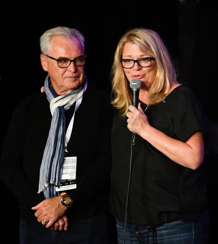 François Mario Labbé et Angèle Dubeau
