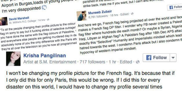 Facebook's French Flag Causes Controversy Amongst Users And Here's