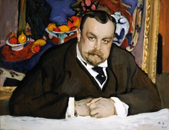 Review: Russia and the Arts, National Portrait Gallery 'Dramatic, Intense,