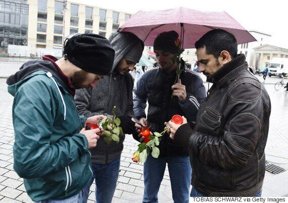 Paris Attacks: Syrian Refugees Insist 'We Are All Fighting Terrorism And