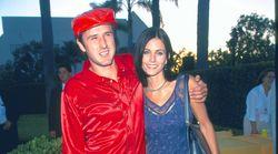 La hija adolescente de Courteney Cox recicla este vestido de 1998 y le queda