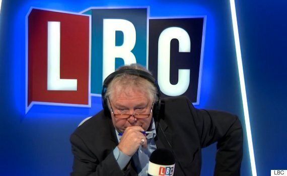 LBC's Nick Ferrari Tells Muslim Who Opposes British Foreign Policy To Leave The
