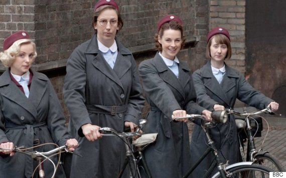 'Call The Midwife' Series 5: Miranda Hart Confirms That Chummy Won't Be In New Series Of BBC