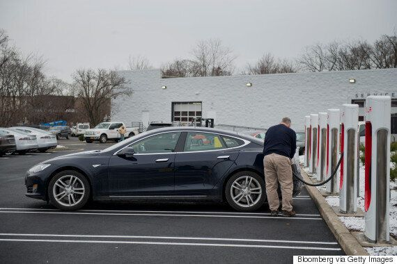 Tesla's Big Announcement Last Night Wasn't the Model