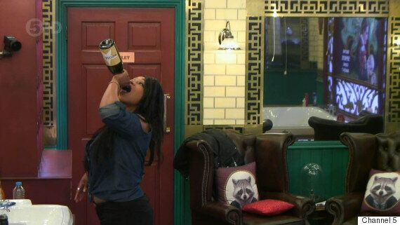 'Celebrity Big Brother': 'Did Tiffany Pollard Just Masturbate In The Toilet?' Viewers Left Shocked By...