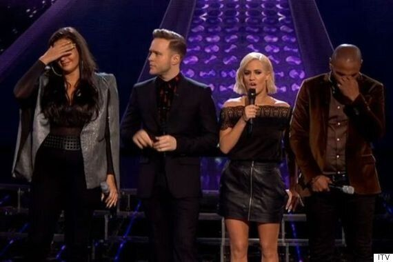 'X Factor' 2015: Monica Michael Defends Olly Murs After Live Show Blunder