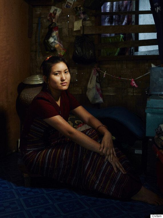 Hope for Myanmar: From Sweatshop to High