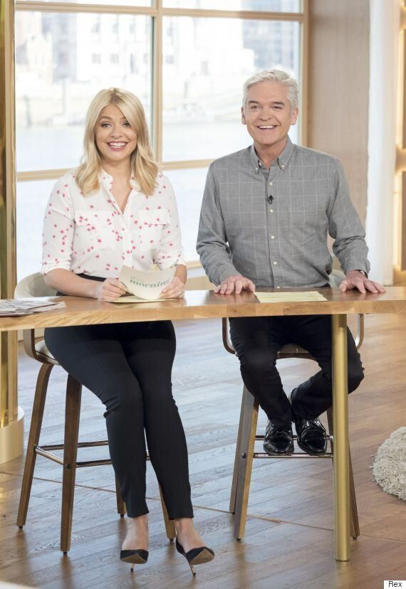 Phillip Schofield Reveals He Would Quit 'This Morning' If Holly Willoughby Ever