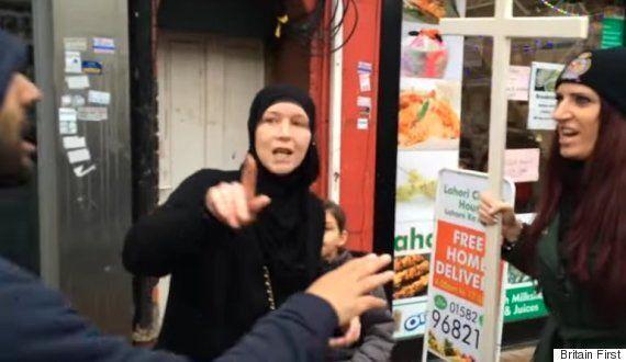 Britain First Warn Of 'UK Civil War' With British Muslims In Wake Of Luton 'Christian