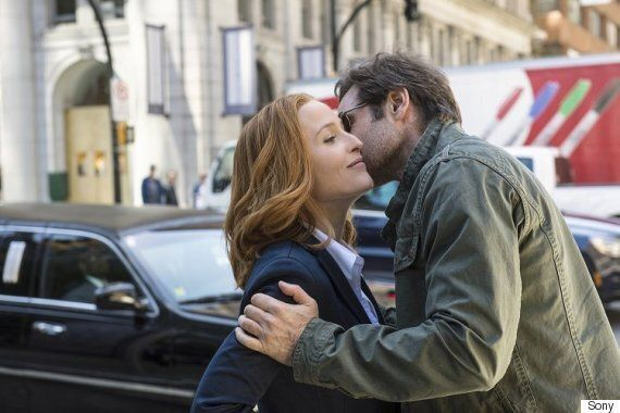 'The X-Files' Returns, With The Moment When Fox Mulder And Dana Scully Are Reunited...