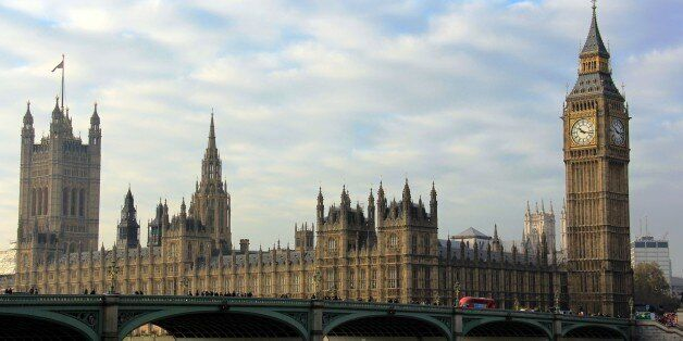 File photo dated 7/8/2013 of The Palace of Westminster, which contains the House of Commons in central...