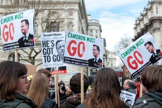 Panama Papers: Cameron Won't Jump & Britain Won't Push