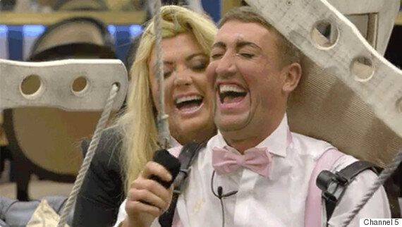 'Celebrity Big Brother': Christopher Maloney Evicted As Gillian McKeith Enters House As Part Of 'Toxic'