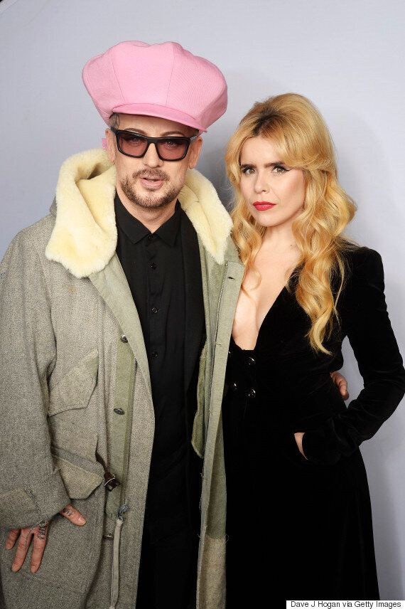 'The Voice' UK Coaches Paloma Faith And Boy George Fight Over Liberty X Singer Kevin