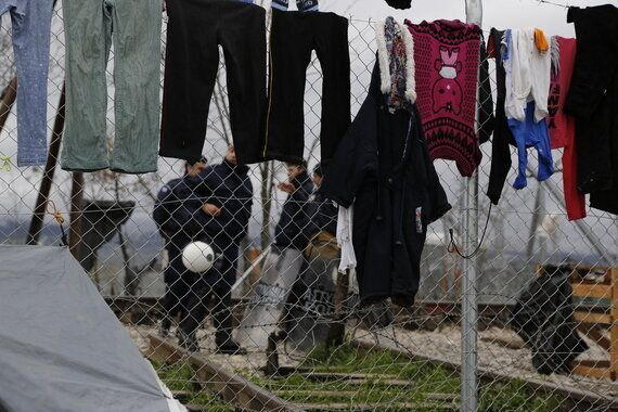 Rubber Bullets and Tear Gas: Refugees Are Facing Police Violence at Every Stage of Their
