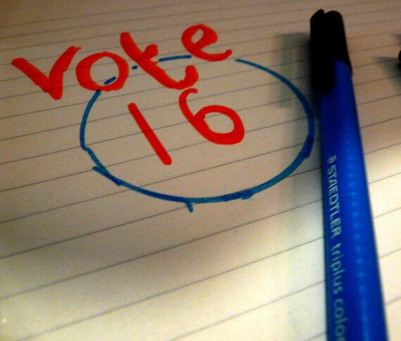 Votes at 16: Extending the Hand of Democracy to the