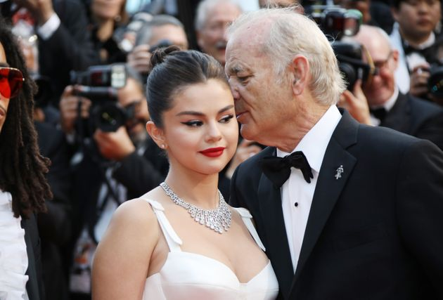 Selena Gomez Reveals What Bill Murray Whispered To Her At Cannes Film