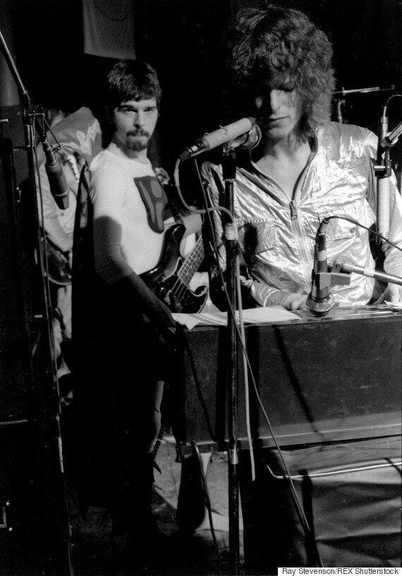 David Bowie's Producer, Tony Visconti, Reveals Emotional Moment He Broke Cancer