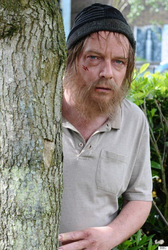 Cate Blanchett Is A Dead Ringer For EastEnders' Ian Beale, As She Transforms Into A Homeless Man For...