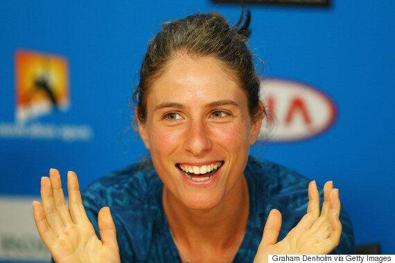 Johanna Konta Australian Open Result: 'I'm Pretty Much The Female Jason