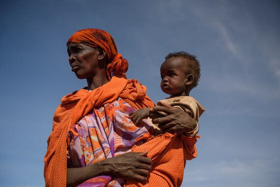 Hunger Hurts: Extreme Weather is Killing Crops and Causing