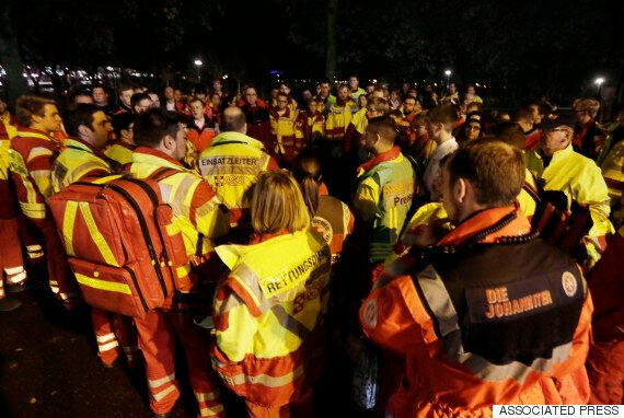 Germany Vs Holland Match Abandoned In Hannover Over 'Concrete' Evidence Of Terror