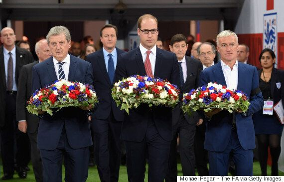 England Vs France: Wembley's Show Of Solidarity Stuck Two Massive Fingers Up At